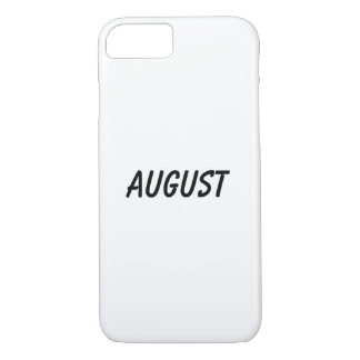 august iPhone 7 case
