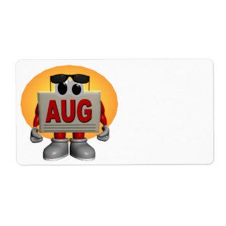 August Label