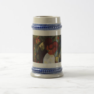 August Macke - A Couple In The Forest Beer Stein