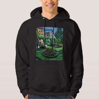 August Macke - A Garden Hoody