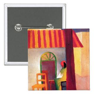 August Macke - café turco I Pins