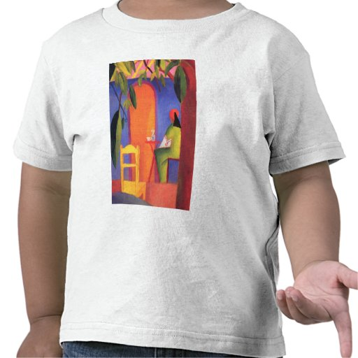 August Macke - café turco II Camiseta