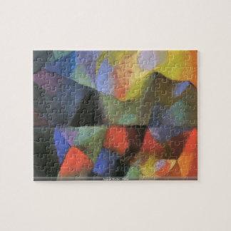 August Macke - Color puzzle