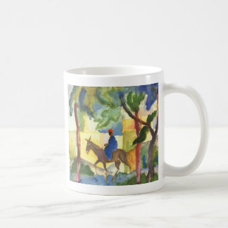 August Macke Fine Art Mug