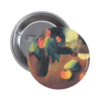 August Macke Painting - Personalized 2 Inch Round Button