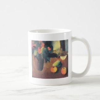 August Macke Painting - Personalized Coffee Mug