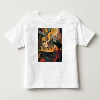 August Macke - Russian Ballet Toddler T-shirt