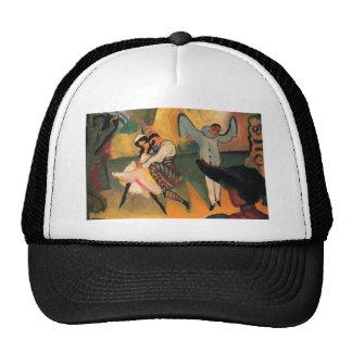 August Macke - Russian Ballet Trucker Hat