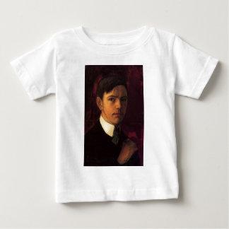 August_Macke - Self Portrait Selbstporträt 1906 Baby T-Shirt