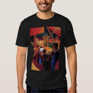 August Macke - Tightrope Walker Tshirt