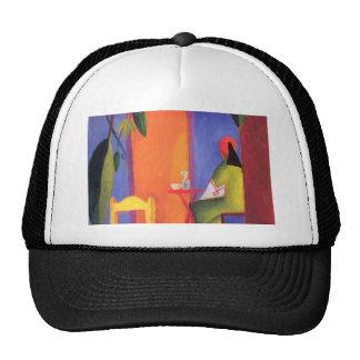 August Macke - Turkish Cafe II Trucker Hat