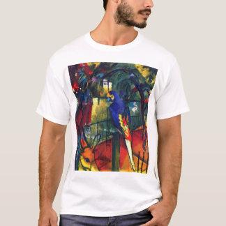 August Macke - Zoological Garden I T-Shirt