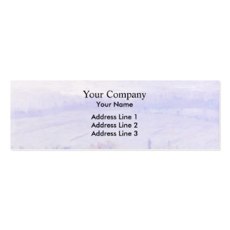 August Noon by Guy Rose Business Card Templates