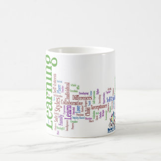 August PD 2009 Wordle with SJFA Logo Classic White Coffee Mug