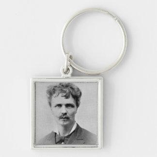 August Strindberg, 1st January, 1884 Key Chain