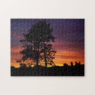 August Sunrise Puzzle