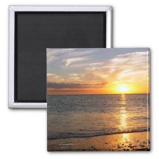 August Sunset Magnet