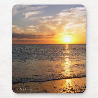 August Sunset Mousepad