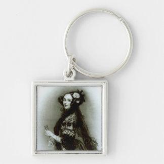 Augusta Ada Byron  Countess of Lovelace Keychain