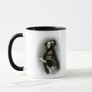 Augusta Ada Byron  Countess of Lovelace Mug