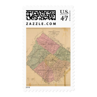 Augusta County, Virginia 2 Postage Stamp