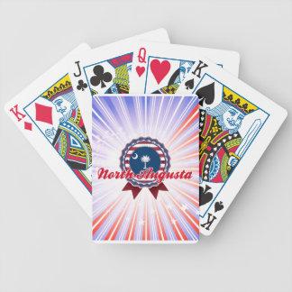 Augusta del norte, SC Baraja Cartas De Poker