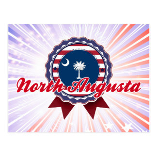 Augusta del norte, SC Tarjeta Postal