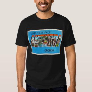 Augusta Georgia GA Old Vintage Travel Postcard- T-shirt