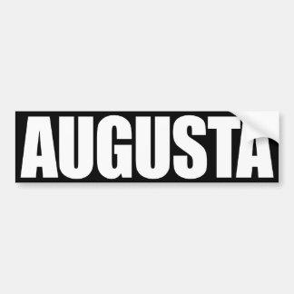 Augusta Pegatina Para Auto