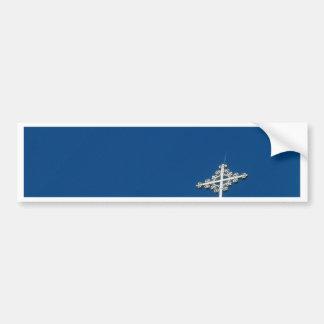 augusta steeple bumper sticker