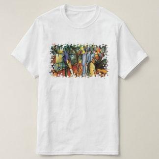 Auguste Macke - Zoological Garden Animal Lover T-Shirt