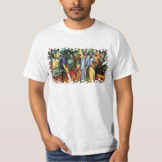 Auguste Macke - Zoological Garden T-Shirt