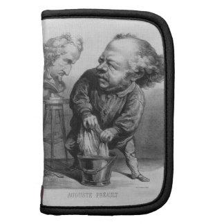 Auguste Preault 1809-79 caricatura de Le Bou Organizadores