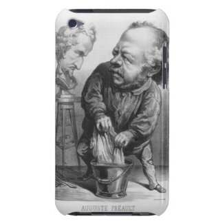 Auguste Preault (1809-79), caricature from 'Le Bou iPod Touch Case