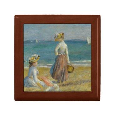 Beach Themed Auguste Renoir - Figures on the Beach Gift Box