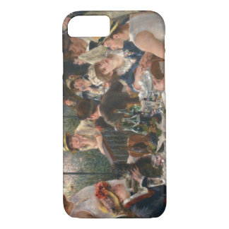 Auguste Renoir - Luncheon of the Boating Party iPhone 7 Case