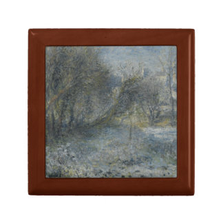 Auguste Renoir - Snow-covered Landscape Gift Box