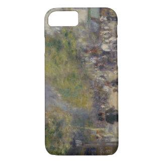 Auguste Renoir - The Grands Boulevards iPhone 7 Case
