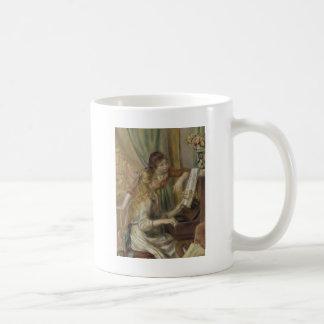 Auguste_Renoir_-_Young_Girls_at_the_Piano.jpg Coffee Mug