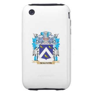 Augustin Coat Of Arms iPhone 3 Tough Covers