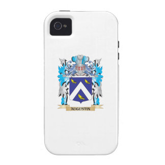 Augustin Coat Of Arms Vibe iPhone 4 Case