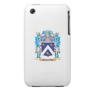Augustin Coat Of Arms iPhone 3 Case-Mate Cases