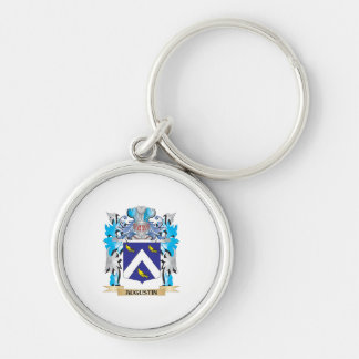 Augustin Coat Of Arms Key Chains
