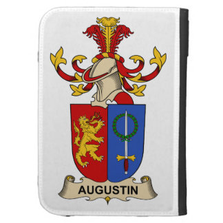 Augustin Family Crests Cases For The Kindle