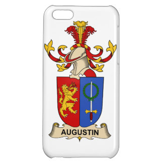 Augustin Family Crests iPhone 5C Case