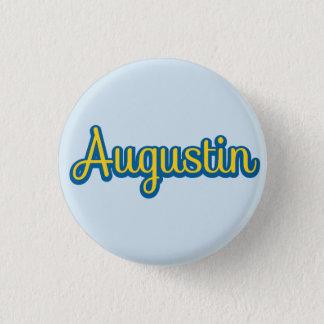 Augustin Pinback Button