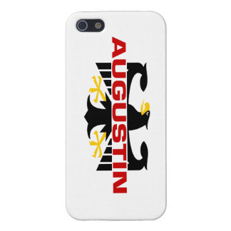 Augustin Surname Cover For iPhone 5