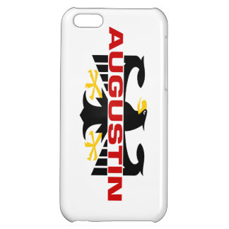 Augustin Surname Case For iPhone 5C