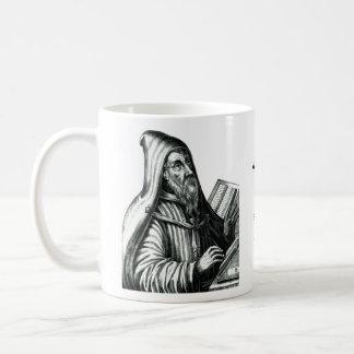 Augustine Classic White Coffee Mug