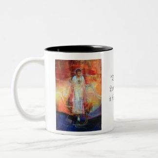 Augustine Restless Heart Mug